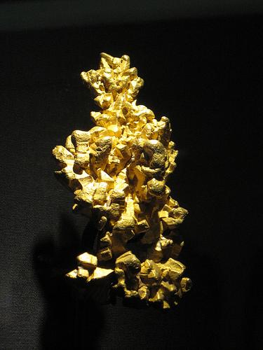 Az arany árfolyam folyamatos emelkedése