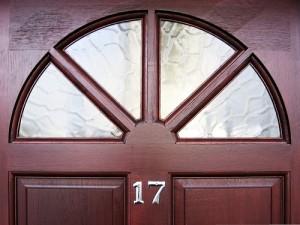 bejárati ajtó panel