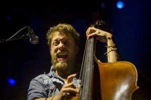 A Mumford & Sons koncertje Budapesten