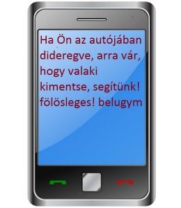 A reménytelen sms!