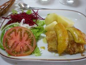 A csukahús a paleolit étkezés része