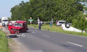 Halálos baleset történt Csorvás és Békéscsaba között