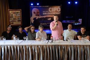 Tóth Tibor; Horváth Károly; Boros Csaba; Bródy János