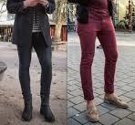 Változatos dán férfi divat modellek