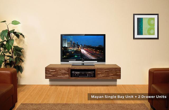 A TV fali konzol a megfelelő megoldás