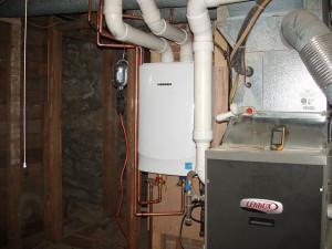 Elektromos vízmelegítő