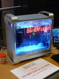 Szebbé teszi a tárolóeszközt az akvárium LED világítás