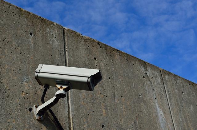 Biztonsági kamera rendszer a biztos megfigyelő