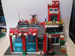 LEGO tűzoltóság a te ízlésedre kialakítva