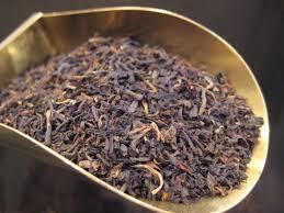 A tea webáruház biztosította produktumok