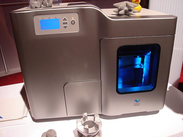 3D nyomtató vásárlás az oldalról