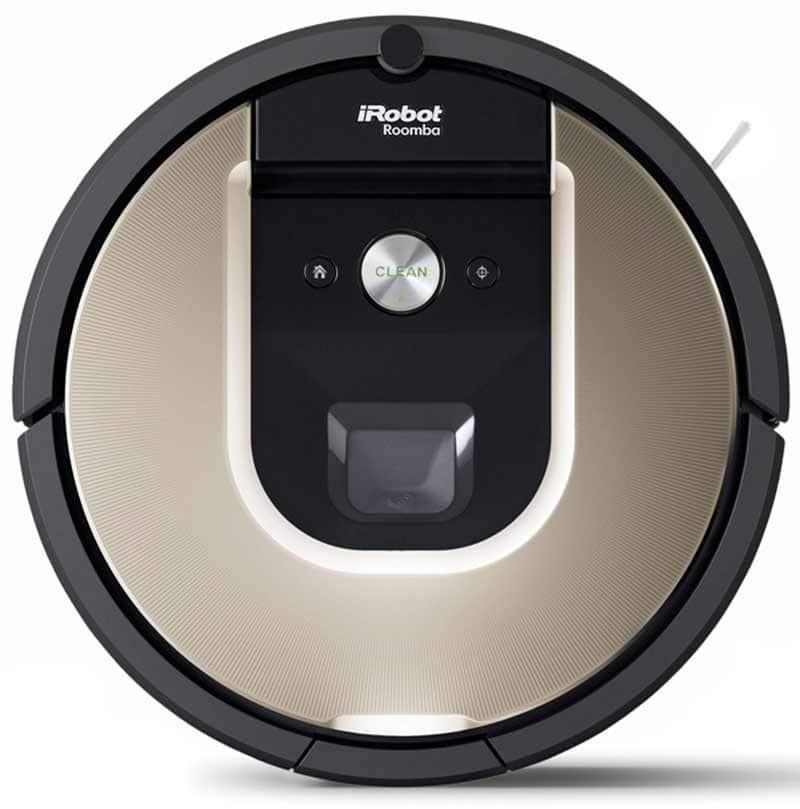 A Roomba robotporszívó rövid bemutatása