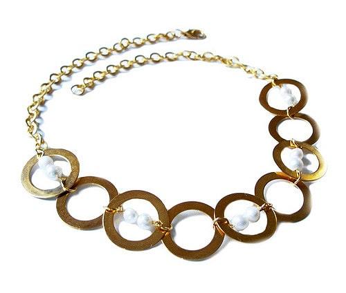 arany nyaklánc női