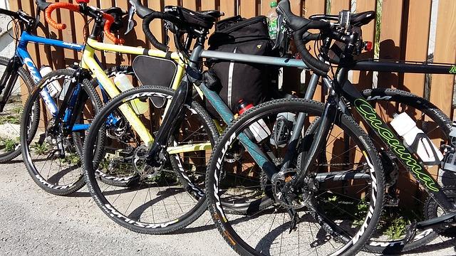 Kerékpárok széles választéka